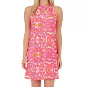 Jude Connally Sienna Hot Spring Vibes Print Dress